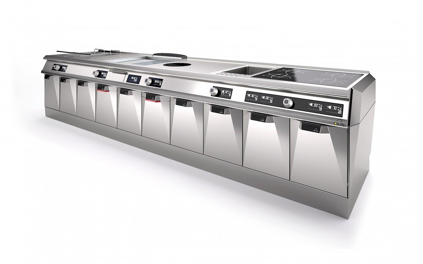 Kochtechnik Serie 900