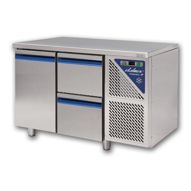 Kühltisch 1280 x 700 x 850 mm