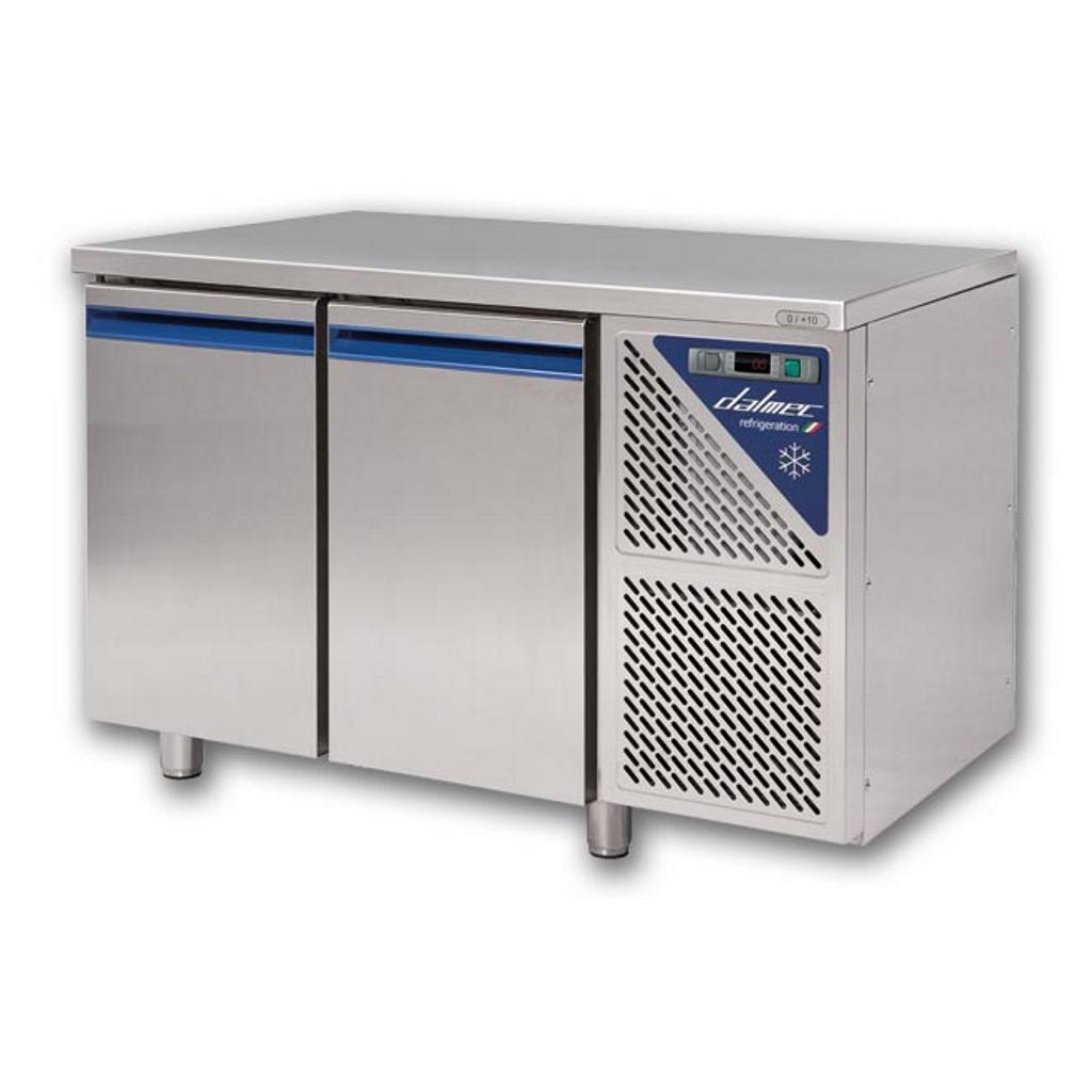 Tiefkühltisch 1280 x 600 x 850 mm