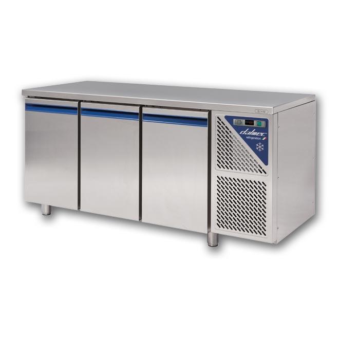 Tiefkühltisch 1730 x 600 x 850 mm