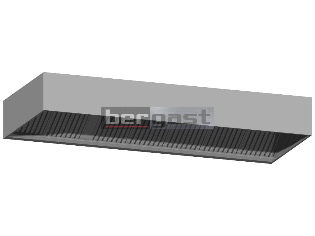 UV-C Wandkastenhaube 2900 x 1200 x 400 mm
