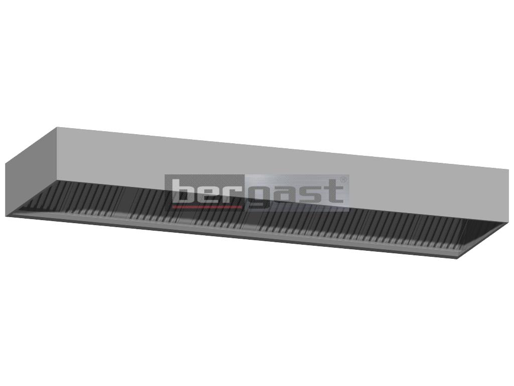UV-C Wandkastenhaube 3500 x 1100 x 400 mm