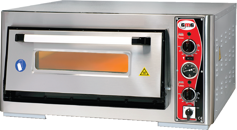 Pizzaofen 890 x 810 x 430 mm